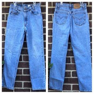 RARE Levi's vintage 505 orange tag student jeans